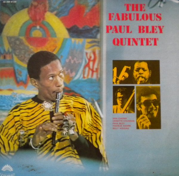 Fabulous Paul Bley Quintet The The Fabulous Paul Bley Quintet